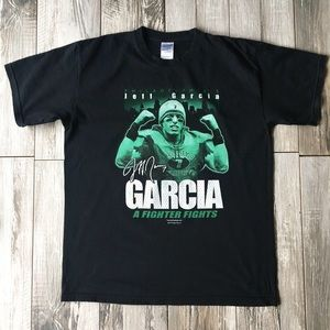 "Eagles Jeff Garcia ""A Fighter Fights"" Tee"